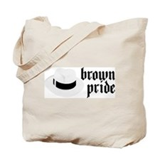 Brown Pride Tote Bag