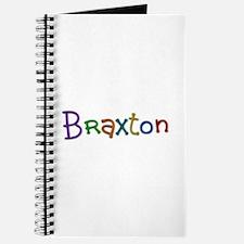 Braxton Play Clay Journal