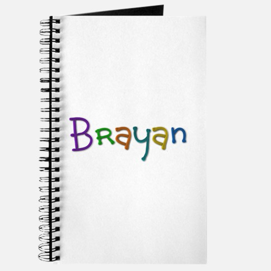 Brayan Play Clay Journal