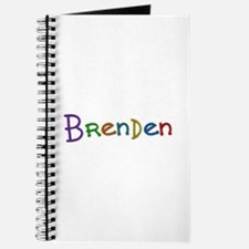 Brenden Play Clay Journal
