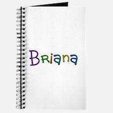 Briana Play Clay Journal