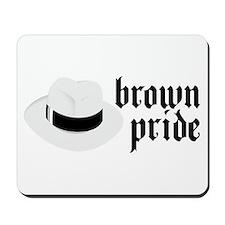Brown Pride Mousepad