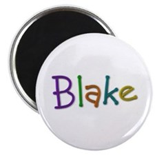 Blake Play Clay Round Magnet