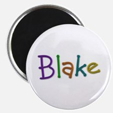 Blake Play Clay Round Magnet