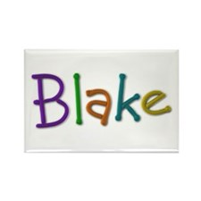 Blake Play Clay Rectangle Magnet 10 Pack