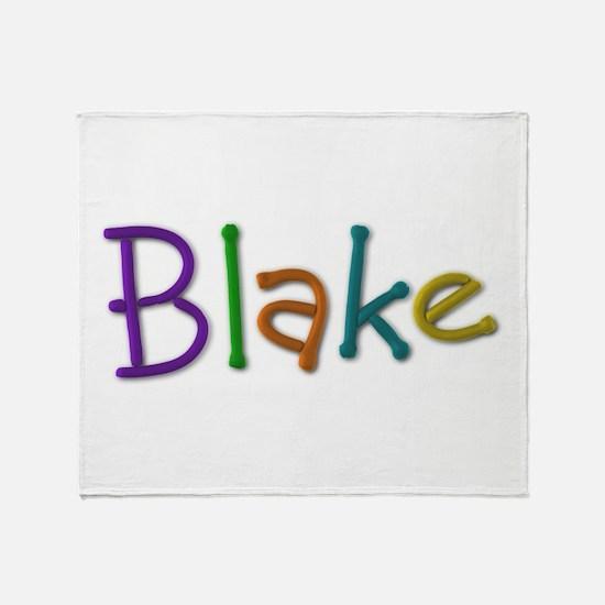Blake Play Clay Throw Blanket