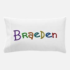 Braeden Play Clay Pillow Case