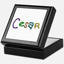 Cesar Play Clay Keepsake Box