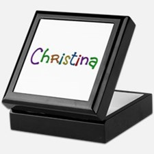 Christina Play Clay Keepsake Box