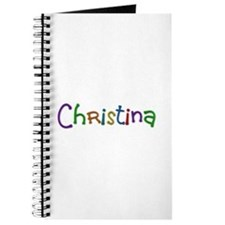 Christina Play Clay Journal