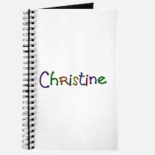 Christine Play Clay Journal