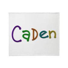 Caden Play Clay Throw Blanket