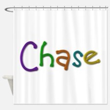 Chase Play Clay Shower Curtain