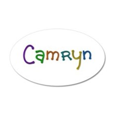 Camryn Play Clay Wall Decal