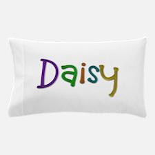 Daisy Play Clay Pillow Case