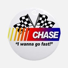 Racing - Chase Ornament (Round)