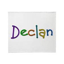 Declan Play Clay Throw Blanket