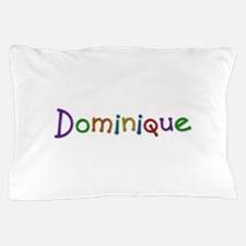 Dominique Play Clay Pillow Case