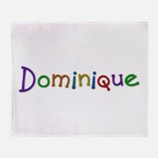 Dominique Play Clay Throw Blanket