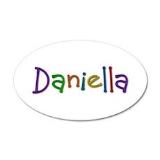 Daniella Play Clay Wall Decal