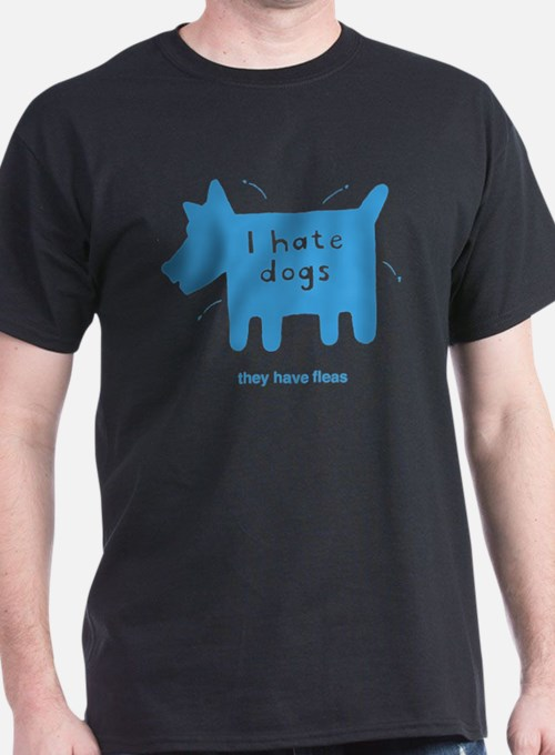 fleabitten dog T-Shirt