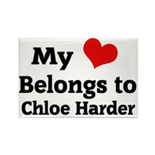 chloess Rectangle Magnet