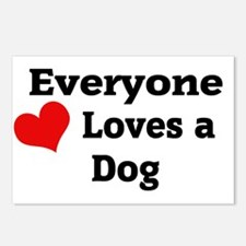 EVERYLONGLOVESDOG Postcards (Package of 8)