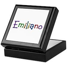 Emiliano Play Clay Keepsake Box