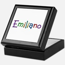 Emiliano Play Clay Keepsake Box