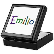Emilio Play Clay Keepsake Box