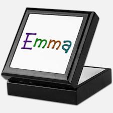 Emma Play Clay Keepsake Box