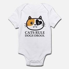 Cats Rule Body Suit