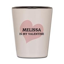MELISSA Shot Glass