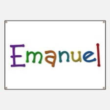 Emanuel Play Clay Banner