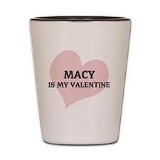 MACY Shot Glass