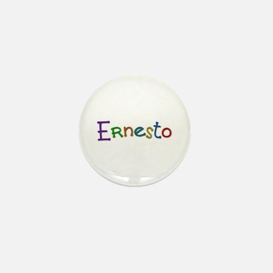 Ernesto Play Clay Mini Button