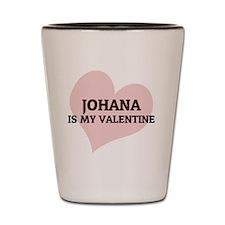 JOHANA Shot Glass