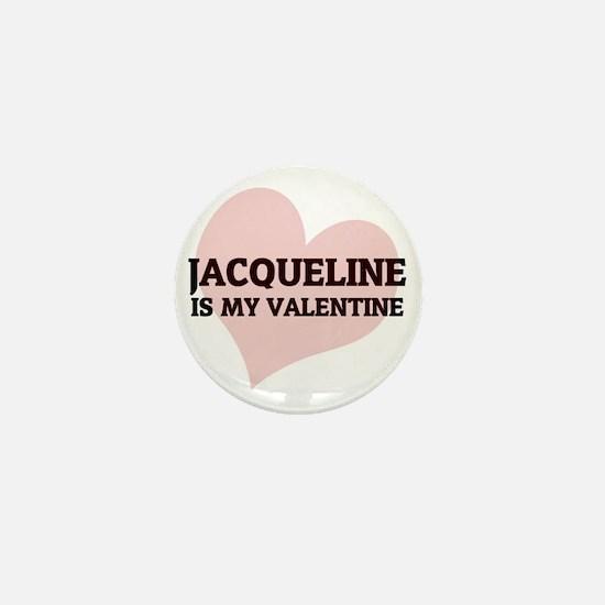JACQUELINE Mini Button