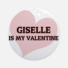 GISELLE Round Ornament