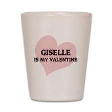 GISELLE Shot Glass