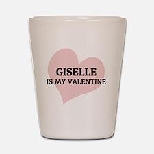 GISELLE Shot Glass
