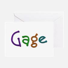Gage Play Clay Greeting Card