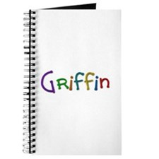 Griffin Play Clay Journal