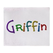 Griffin Play Clay Throw Blanket