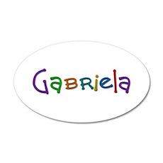 Gabriela Play Clay Wall Decal