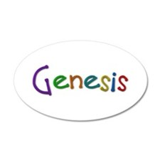 Genesis Play Clay Wall Decal