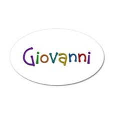 Giovanni Play Clay Wall Decal