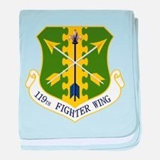 119th FW baby blanket