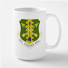 119th FW Large Mug