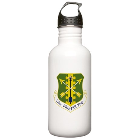 119th FW Stainless Water Bottle 1.0L